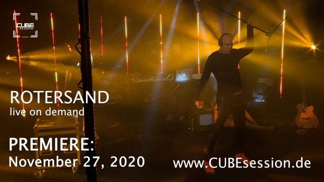 Rotersand CUBEsession is Online