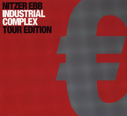 Nitzer Ebb - Industrial Complex Tour Edition | neuwerk Music Management