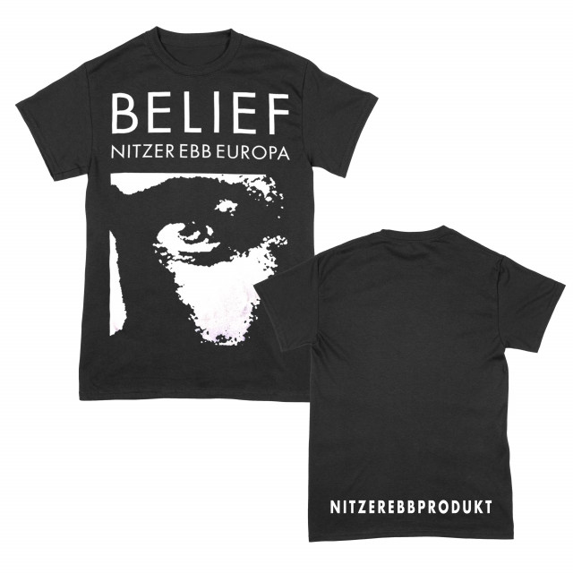 Nitzer Ebb - Belief Nitzer Ebb Europe | neuwerk Music Management