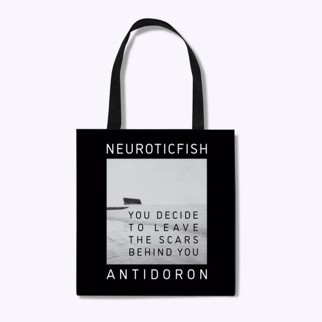 Neuroticfish - Antidoron tote bag | neuwerk Music Management