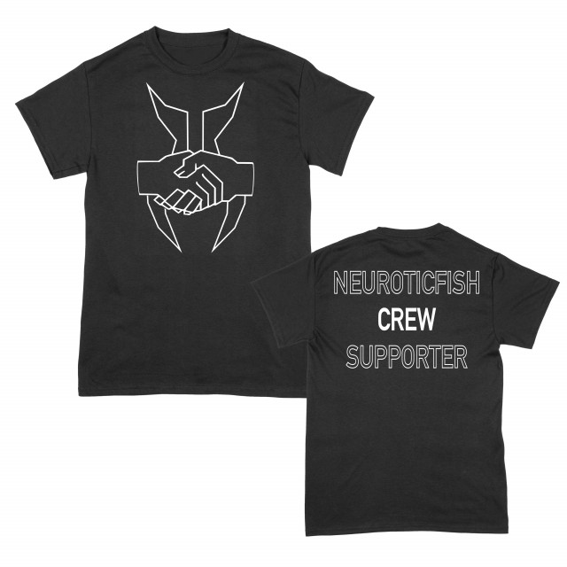 Neuroticfish - Crew Supporter T-Shirt Ltd. | neuwerk Music Management