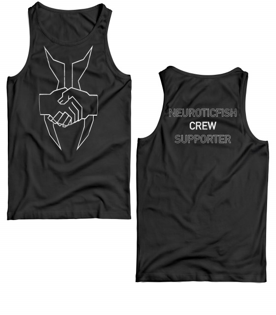 Neuroticfish - Crew Supporter Tanktop Ltd. | neuwerk Music Management