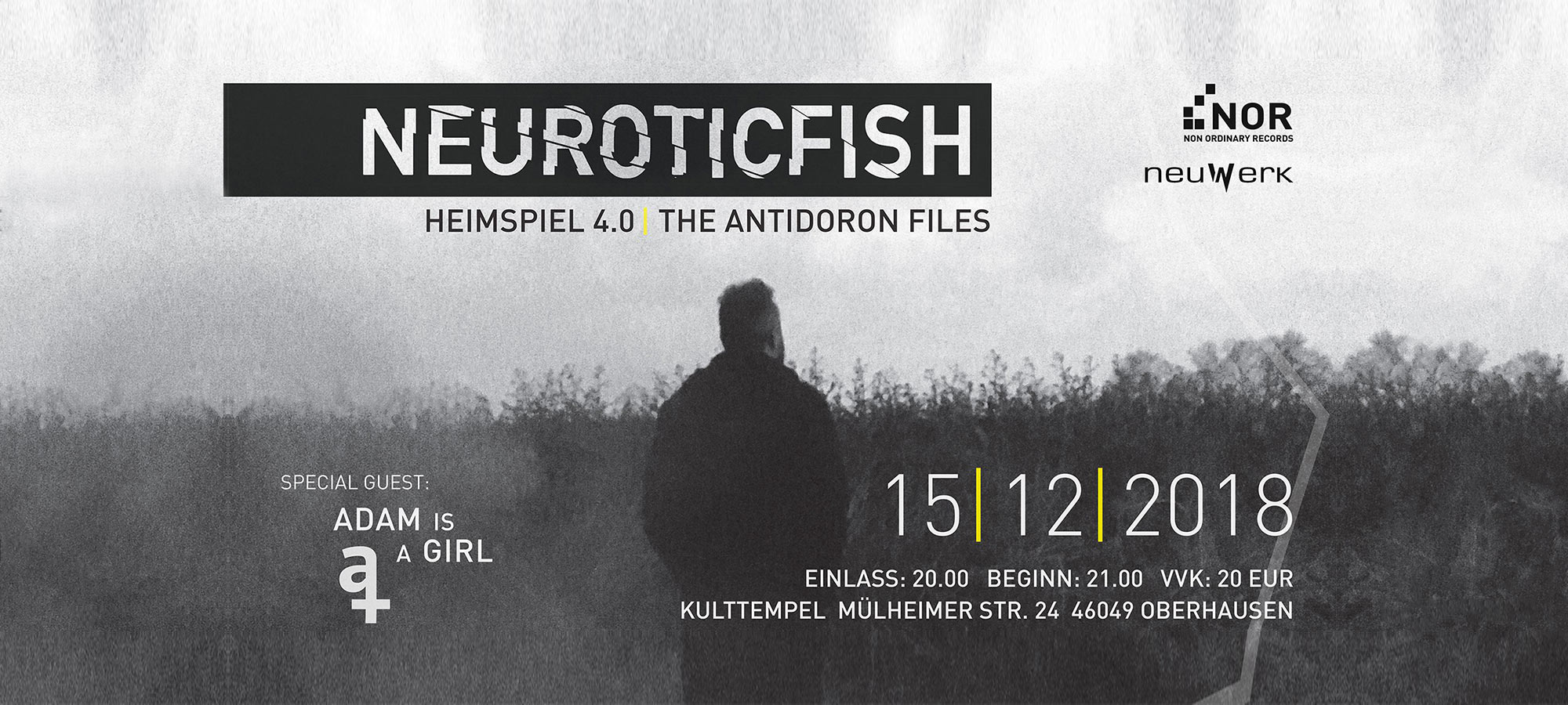 Neuroticfish