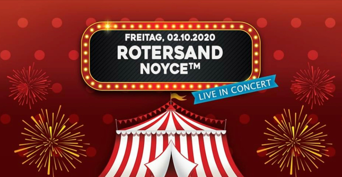Concert summer in the district: Rotersand & Noyce'TM