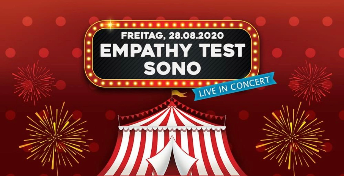 Concert summer in the district: Empathy Test & SONO