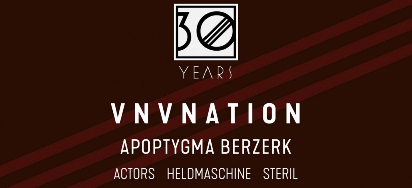 VNV Nation  - 30 Years